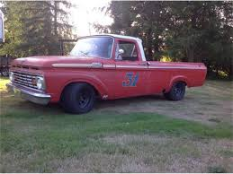 100 Ford Unibody Truck For Sale 1963 F100 For ClassicCarscom CC1171890