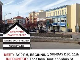 The Ossining Emergency Shelter Project plans to officially open