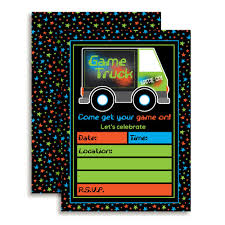Cheap Truck Customizer Game, Find Truck Customizer Game Deals On ... Video Game Party Invitations Gangcraftnet Invitation On K1069 The Polka Dot Press Monster Truck Birthday Ideas All Wording For Save Gamers Fun Birthdays Planning A 13yr Old Boys Todays Pitfire Pizza Make One Amazing Discount Unique Dump Festooning And Printable Orderecigsjuiceinfo Star Wars Signs New Designs Invitations Fancy Football
