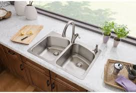 Elkay Granite Sinks Elgu3322 by Faucet Com Lkhsr33229pd3 In Stainless Steel By Elkay