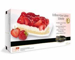 erlenbacher erdbeer käse sahne schnitte tk kuchen 425g
