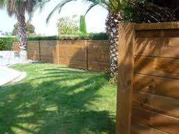 mur anti bruit en bois massif reflechissant absorbant 1 et 2 faces