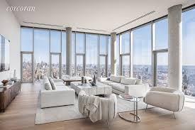 100 Penthouses For Sale In New York Corcoran 56 LEONARD ST Apt PH57 Tribeca Real Estate