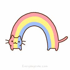 Rainbow Butterfly Unicorn Kitten Related