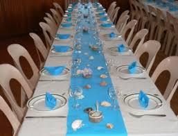 décoration de table pour 100 personnes avec un budget de 20 00