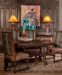 Dining Room | High-End Rustic Furniture | AdobeInteriors.com