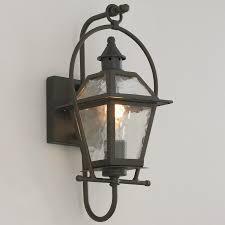 charleston outdoor wall lantern shades of light
