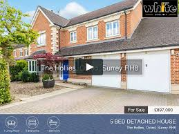 100 Oxted Houses For Sale The Hollies Surrey RH8 On Vimeo