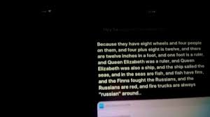 Hey Siri Why Are Firetrucks Red? - YouTube Heres Why Its Now Illegal To Impersonate A Refighter In The Why Are Fire Trucks Red Wwwtopsimagescom Meme Mes 1nf1fjuz By Cmo6_2017 41k Comments Ifunny Are Fire Engines Red Because They Edmond Department I Asked Siri Trucks And This Was Answer Funny Hall Tours View Royal Rescue Firetrucks Youtube Firefighting Apparatus Wikipedia Uniform Color Company 66764 And More On On Psychology Of Is Truck My Crazy Email