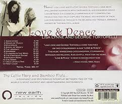 lisa lynne george tortorelli love peace amazon com music