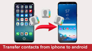 Transfer contacts from iPhone to Android Without puter