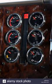 Warning Lights And Gauges In The Cab Of A Semi Truck Tractor Stock ... Ultimate Service Truck 1995 Peterbilt 378 With Mclellan Super Luber Fire Gauges Picture Classic Dash 6 Gauge Panel With Auto Meter 1980 Chevy Is This Gauge Any Good Dodge Cummins Diesel Forum 67 72 W Phantom Ii 13067 6063 Ba 65000 Fast Lane Press Releases Factory Matching Gm 01988 Tachometer Cversion Sports Old Photograph By Wes Jimerson Check Temp Not Working And Ac Blowing Hot Ford Instruments Store Ct54axg62 Black Elect Sport Comp 77000