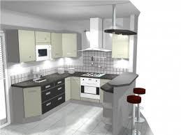 cuisine de 16m2 ambiance cuisine meubles contarin