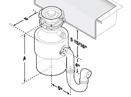 insinkerator badger 5 1 2 hp garbage disposal faucetdepot com