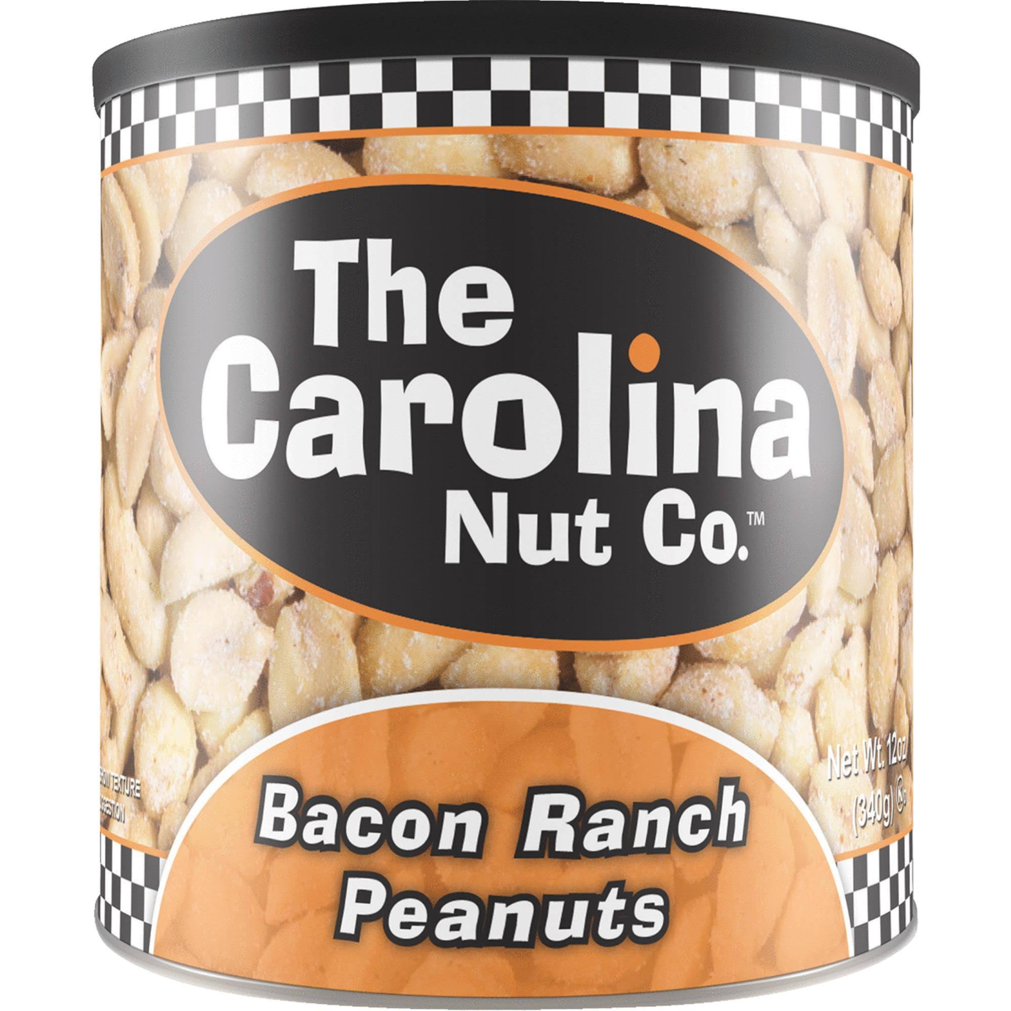 The Carolina Nut Company Bacon Ranch Peanuts - 12oz