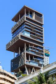 100 Dream Houses In The World Antilia Building Wikipedia
