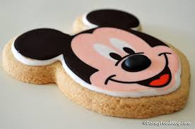 Decorated Shortbread Cookies by News And Review Mickey Shortbread Cookie The Disney Food Blog