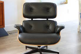 Walnut Eames Lounge Chair And Ottoman In Black Leather *SOLD ... Hans Wegner Moma J Designing Danish Modern Vitra Design Ap27 Chair And Ottoman Ap Stolen Denmark 1950s Mid Century Style Arm Lounge Chairs Azzo Molded Plastic Ding Eames Decco Ch07 Shell Carl Hansen Son Midcentury 10 Popular Fniture Replicas That Are Now Outlawed By Uk La Authentic Solid Teak Rocking W New Cushions Mcm Rocker Ge 290 Plank Modway Presidential Midcentury With Faux Leather Seat In Black Have You Seen These Two Beauties Before These