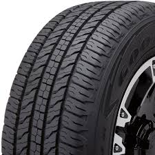 100 Goodyear Wrangler Truck Tires Fortitude HT 25565R17 110T AS AS All Season Tire