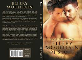 Ellery Mountain Volume 2 Is Now Available In Print