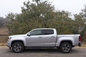 Updated 2017 Chevrolet Colorado Gets All-New 308HP V6 & 8-Speed Auto ...