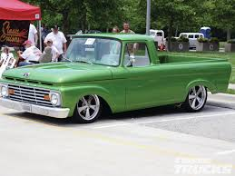 1961 63 Ford Unibody Pickup Html Autos Post