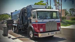 Volvo WX64 Amrep Elliptical HX-450-ASL Garbage Truck - YouTube