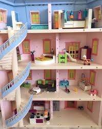 playmobil romantisches puppenhaus 5303