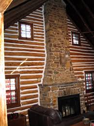 Rustic Log Cabin Kitchen Ideas by Log Cabin Kitchens With Islands Attractive Home Design