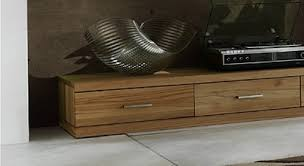 lowboard tv board tv lowboard tv möbel wohnzimmer kernbuche massiv geölt lanatura