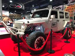 100 Truck Toyz Here Are The Wildest And Wackiest Jeep Wranglers Of The 2017 SEMA
