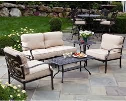 Brilliant Conversation Sets Patio Furniture Outdoor Decor Plan