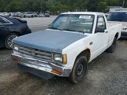 100 1988 Chevy Truck For Sale 1GCBS14E4J2185819 WHITE Chevrolet S S1 On In PA