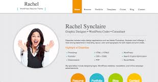 Rachel: WordPress Resume Theme Resume Wordpress Theme Tlathemes 10 Best Premium Wordpress Themes 8degree Mak Free Personal Portfolio Olivia And Profession One Page Cv 38 To Showcase Your Online Press 34 Vcard 2019 Colorlib Theme Wdpressorg Pencil Virtual Business Card Rival Vcard Portfolio Responsive 25 For And 2017 Rabin