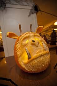 Mike Wazowski Pumpkin Carving Ideas by 16 Best Book Pumpkins Images On Pinterest Halloween Pumpkins