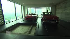 100 Car Elevator Garage Riding High In Singapores Parking Lot In The Sky CNN Style