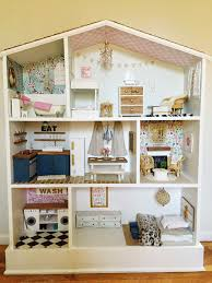 DIY Barbie House | Barbie House, Craft And House Loving Family Grand Dollhouse Accsories Bookcase For Baby Room Monique Lhuilliers Collaboration With Pottery Barn Kids Is Beyond Bunch Ideas Of Jennifer S Fniture Pating Pottery New Doll House Crustpizza Decor Capvating Home Diy I Can Teach My Child Barbie House Craft And Makeovpottery Inspired Of Hargrove Woodbury Gotz Jennifers Bookshelf