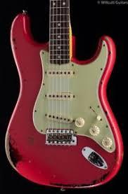 Image Is Loading Fender Custom Shop Michael Landau 63 Relic Strat