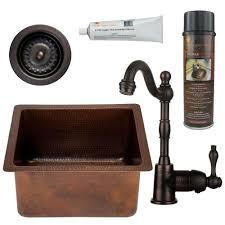 Houzer Sinks Home Depot by Brass Kitchen Sinks Kitchen The Home Depot