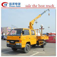 100 Truck Mounted Crane Lorry Supplier Mounted Crane Manufacturer China JMC