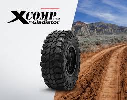 Gladiator Truck Tires - 4 Gladiator Qr900mt Lt26575r16 Tires Item ...