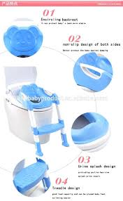 Potty Chairs For Toddlers by Ultra Low Flush Toilet Baby Toddler Training Potty Seat 2 Step