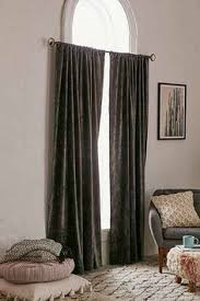 Pink Ruffle Curtains Urban Outfitters by Plum U0026 Bow Ruffle Gauze Curtain Urban Outfitters In Grey