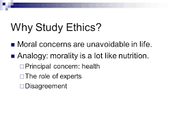 the moral point of view sandra foy bioethics fall semester ppt