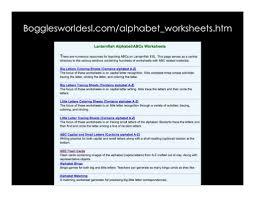 Practice Writing Abc Worksheet