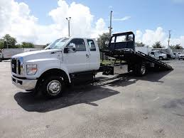 100 Used Tow Truck 2017 Ford F650 215FT CHEVRON ROLLBACK TOW TRUCKLCG At TLC