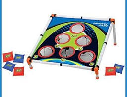 Image Is Loading Kids Sports Bean Bag Toss Game Corn Hole