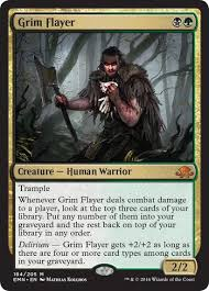 Mtg Mill Deck Legacy by Grim Flayer New Card Discussion The Rumor Mill Magic