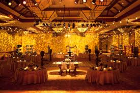 Indoor Garden Wedding It Can Be Done
