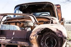 100 Junk Truck Rusty Vintage Junk Truck Abandoned On A Farm I